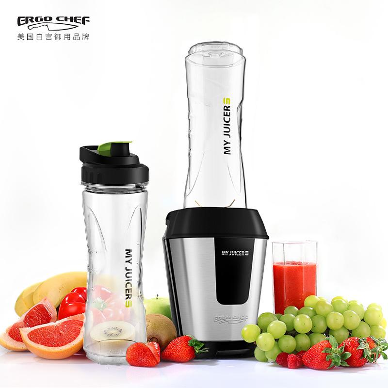 榨汁机家用全自动果蔬多功能Ergo CHEF MJ301A My Juicer果汁机