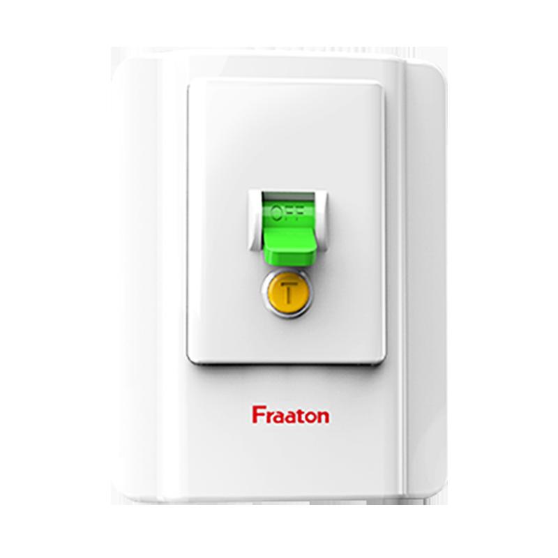 法纳通32A家用空调电热水器漏电保护器空气开关断路器40A插座插头