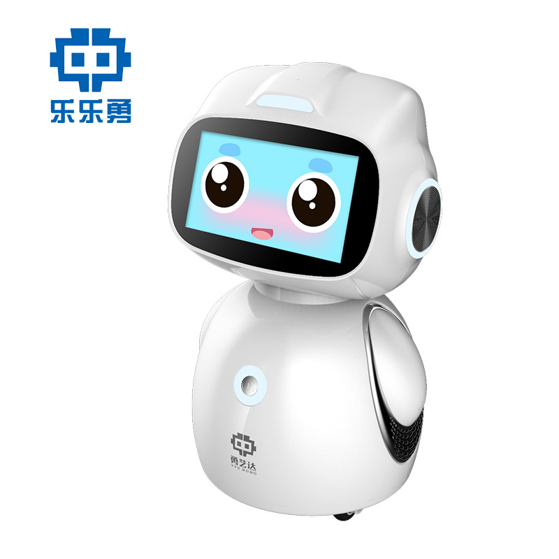官方正品】乐乐勇智能教育机器人小初高教材人工智能对话高科技