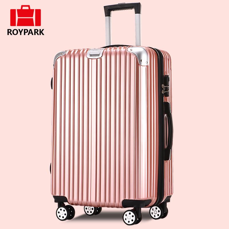 行李箱扩展24登机箱密码箱子