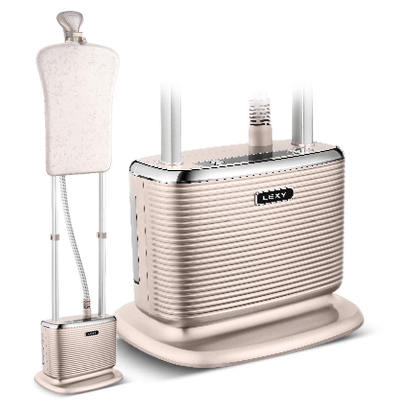 莱克挂烫机家用蒸汽熨斗GT701智能增压双杆大功率立式熨烫衣服机