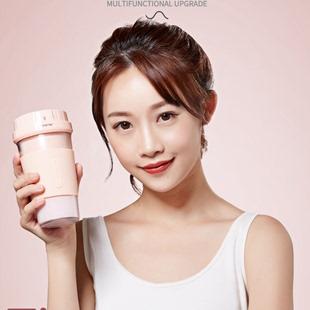 英国皇太太迷你榨汁机家用水果小型便携式充电榨汁杯电动炸果汁杯