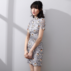 Cheongsam dress Molochar 2017022703 2017