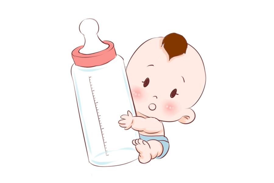 幼女持久利用奶嘴的风险出人意料!