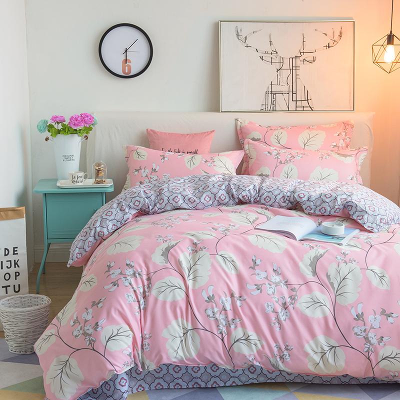 床上用品四件套全棉学生宿舍