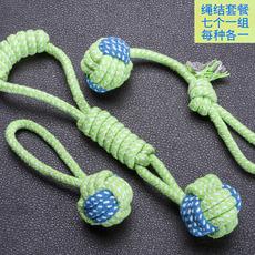 веревочная узловая игрушка Microphone shell MoE