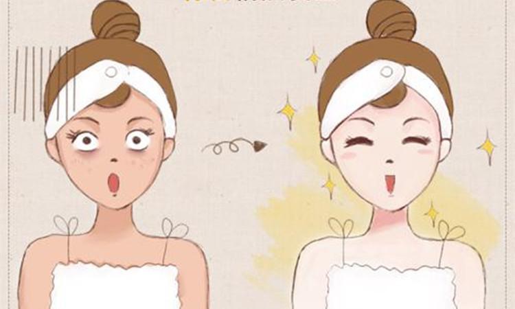 女生睡前护肤做到这4点,不愁没有好肤色