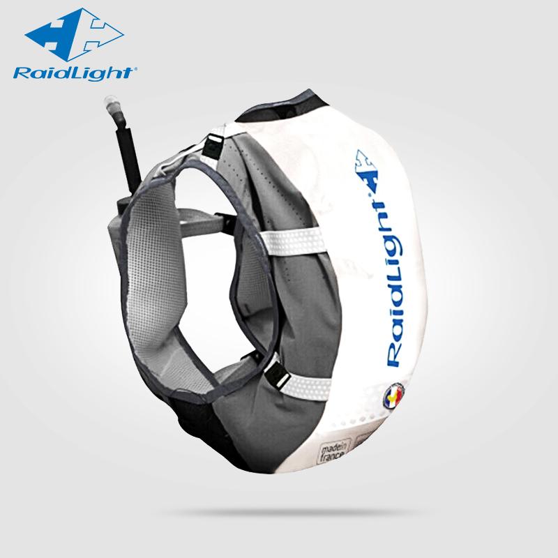 法国raidlight超轻越野跑背包男女跑步背心160g水袋水壶包8L装备
