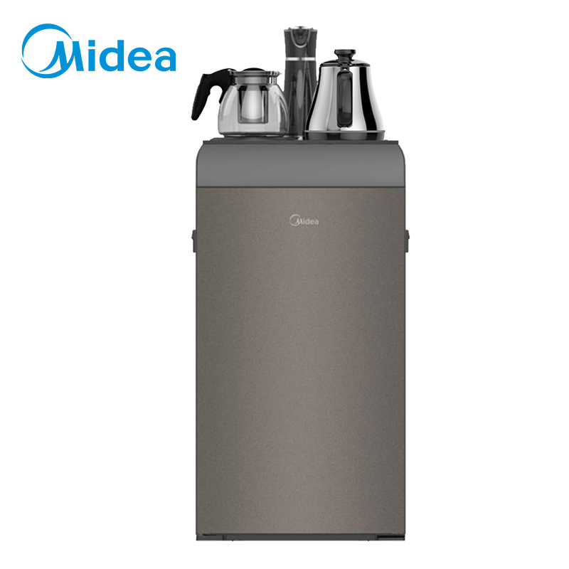 美的茶吧机立式冷热家用智能全自动上水茶吧饮水机小型新款
