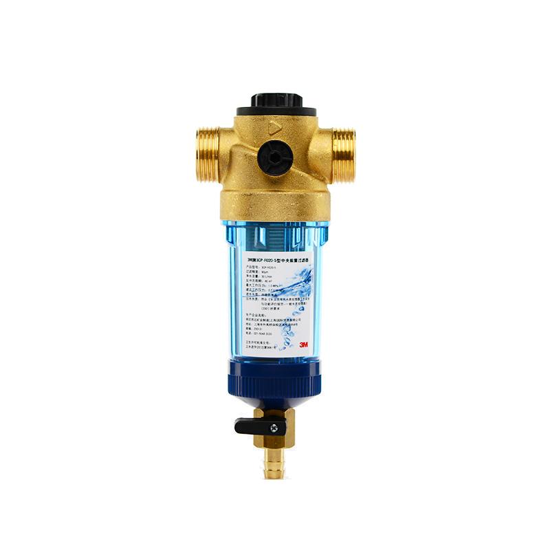 ~3M前置过滤器中央反冲洗净水器家用厨房自来水全屋大流量净水机