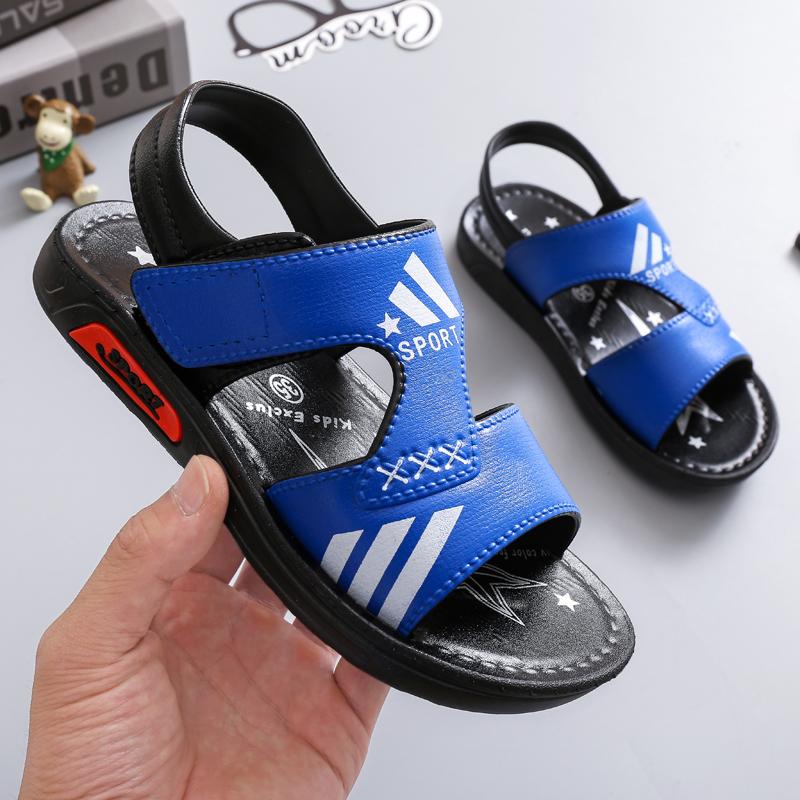 疯狂抢(21-39)夏季儿童凉鞋男女童沙滩凉鞋小中大童防滑耐磨凉鞋