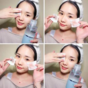 雪玲妃卸妆水女脸部正品温和深层清洁学生无刺激按压瓶眼唇卸妆液