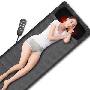 颈椎按摩器多功能家用电动仪全身毯颈部腰部背部肩部靠垫床垫椅垫