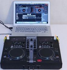 CD проигрыватель Blacknote DJ MIDI