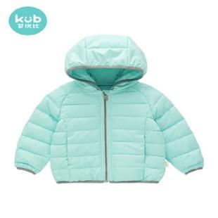 可优比童装儿童羽绒服轻薄男女童2019新款秋冬洋气宝宝婴幼儿外套