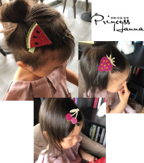 Children hairpin 0972 Pricess Hanna