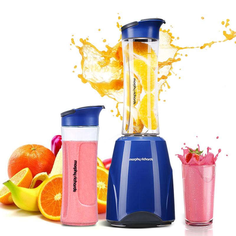 英国摩飞榨汁机家用小型全自动便携式果蔬榨汁杯多功能网红果汁机