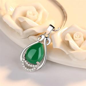银唯源S925银项链女  韩版个性时尚女锁骨链甜美饰品