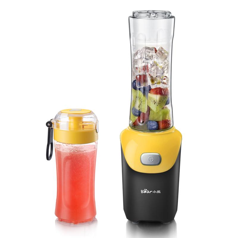 Bear-小熊 LLJ-D06D2榨汁机 便携式电动多功能搅拌料理果汁杯机