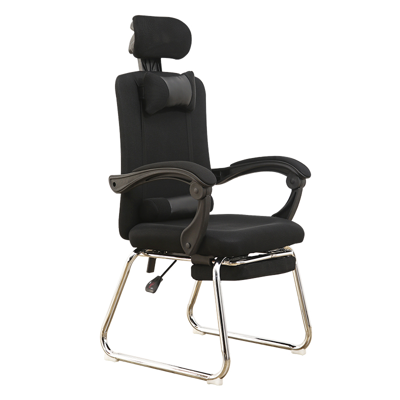 Bow Computer Chair Reclining Office Chair E-sports Chair Boss Chair Household Comfort Sedentary Dormitory Backrest Game Chair