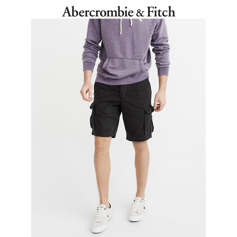 季末特惠Abercrombie&Fitch男装 工装短裤 197828-1 AF