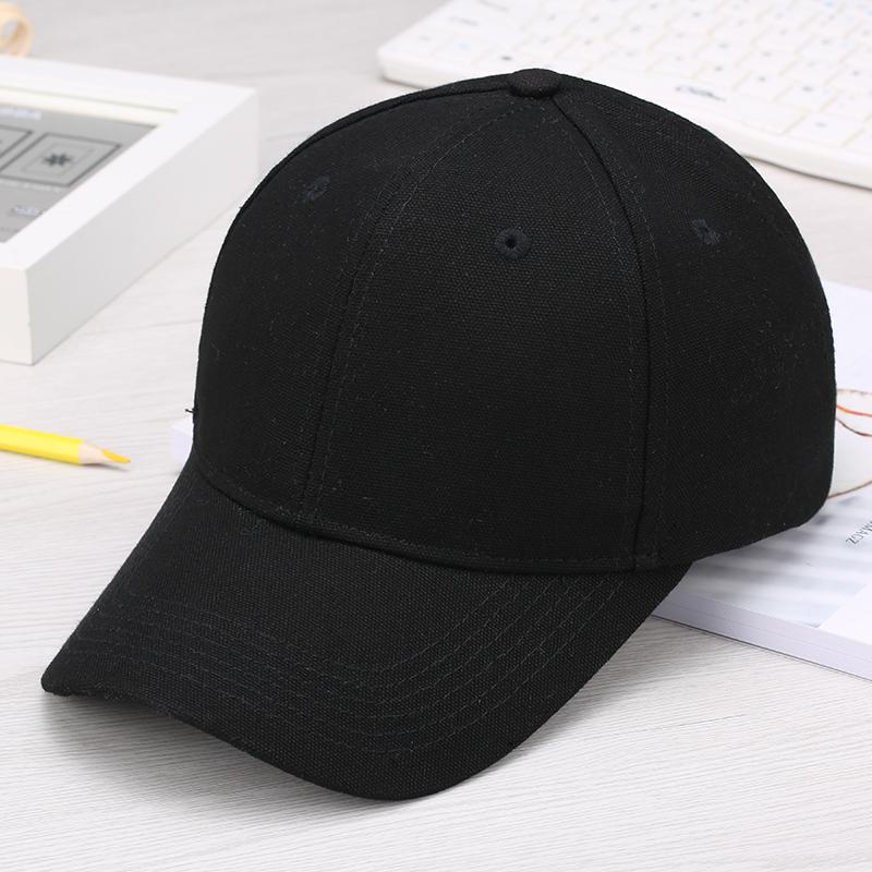 帽_帽子男秋冬天棒球帽英伦休闲韩版潮鸭舌帽女百搭黑色嘻哈帽太阳帽