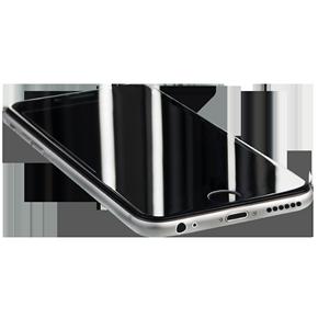 苹果6splus手机mo钢化膜手机前摸6s全屏全包边抗蓝光3D护眼黑高清