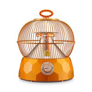 骆驼鸟笼取暖器小太阳办公家用节能烤火炉浴室速热省电小型电暖气