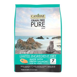 卡比通用型宠物猫咪用品无谷三文鱼进口全猫粮4.54kg