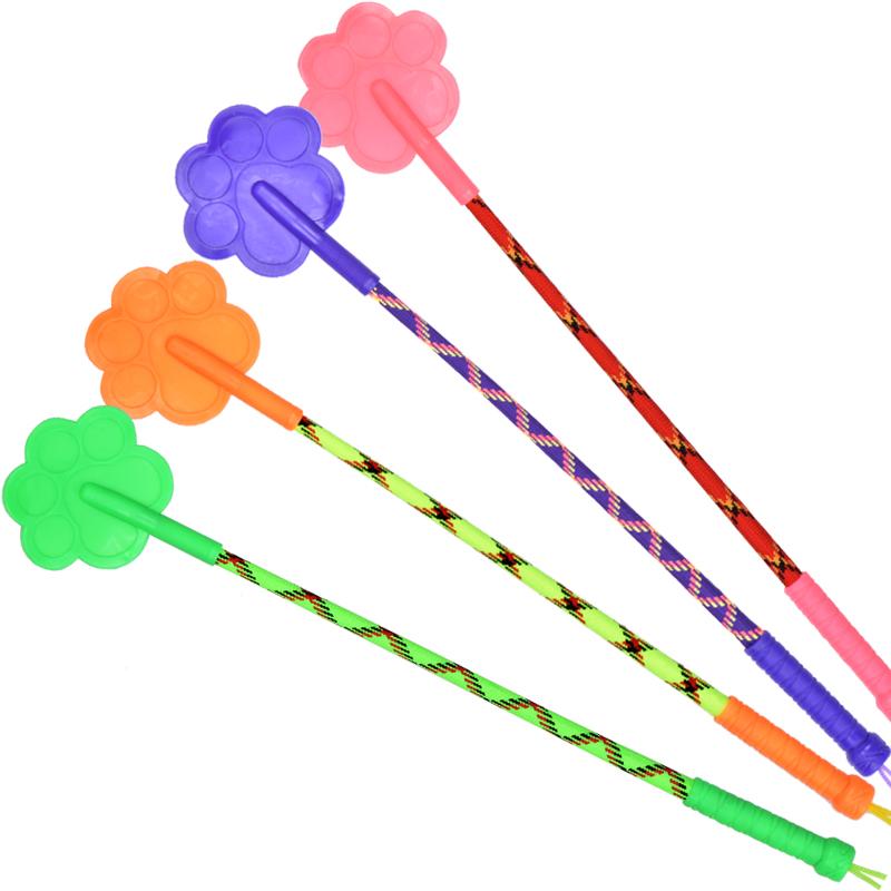 狗狗宠物训狗器鞭子爱心拍打狗棒训犬棍训导拍训练用品装备鞭用具