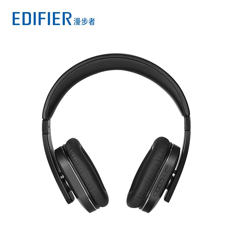 Edifier-漫步者 W845NB头戴式无线蓝牙主动降噪耳机手机音乐耳麦