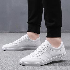 2018夏季小白鞋板鞋男鞋 马来西亚鞋子批发代理时尚鞋子208