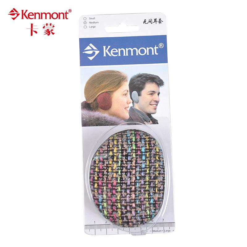 Меховые наушники Kenmont 3944