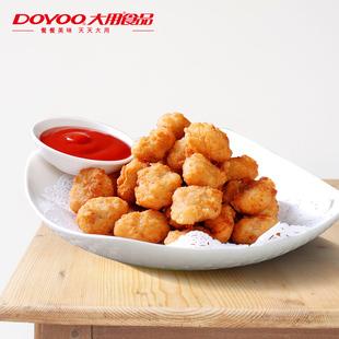 台湾盐酥鸡鸡米花冷冻肯德基1200g
