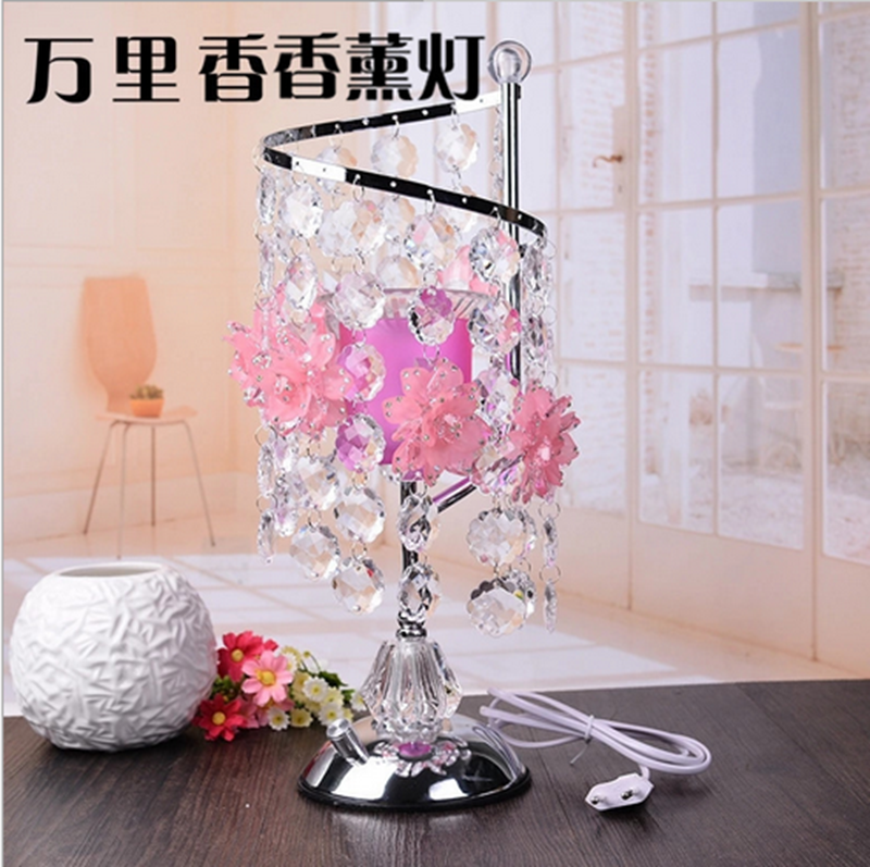 Wedding Gift Wedding Room Bedside Fragrance Lamp Dimming To Send