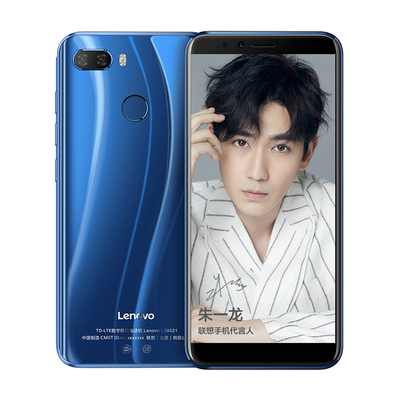 Lenovo-联想 K5 play全面屏双摄智能手机