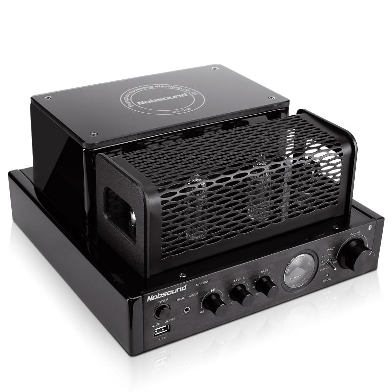 Nobsound-诺普声 MS-30D电子管功放蓝牙hifi胆机款功放机发烧