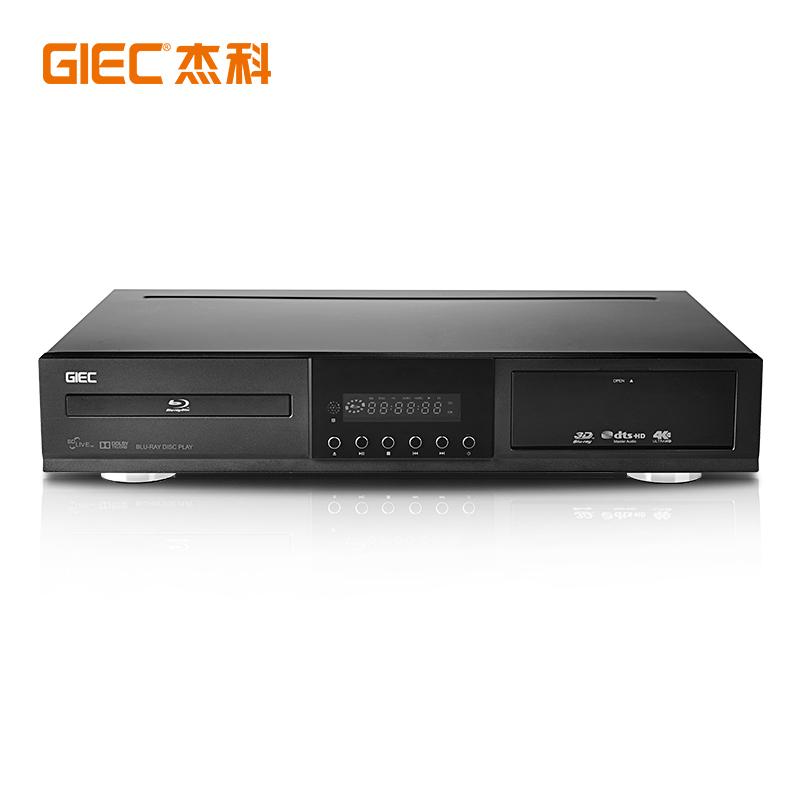 GIEC-杰科 BDP-G4390 4K3d蓝光dvd影碟播放机高清硬盘播放器全区
