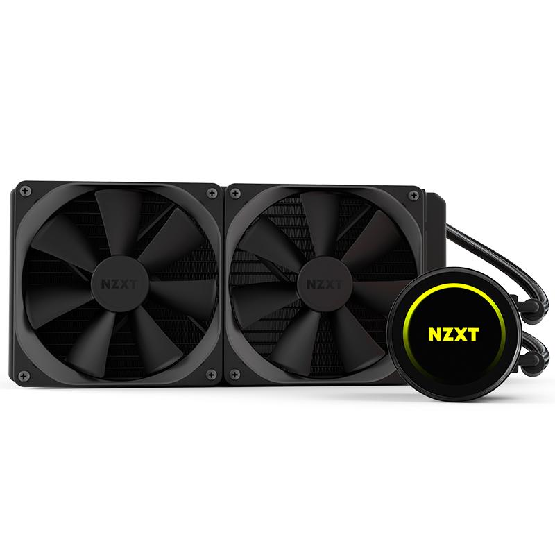 恩杰 NZXT Kraken海妖 X52-X62台式主机电脑一体式水冷散热器