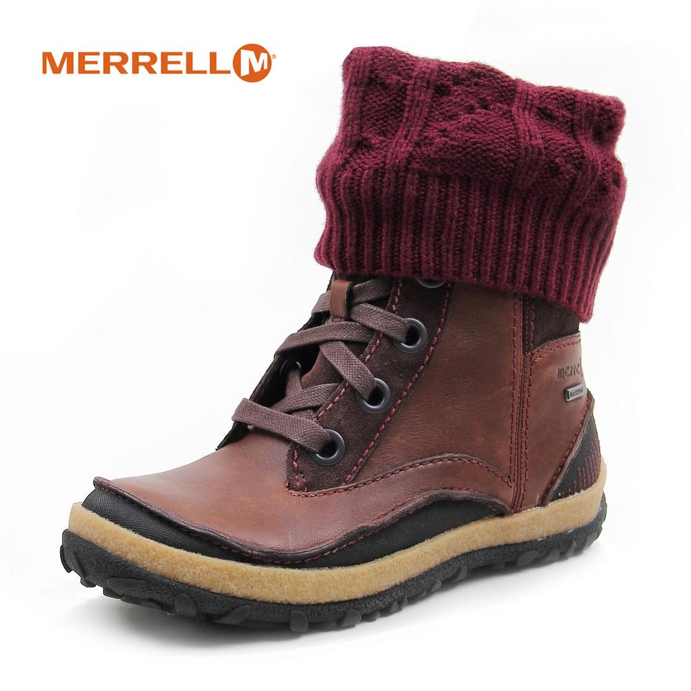 Мокасины, прогулочная обувь MERRELL r356154 WATERPROOF MERRELL / Mele