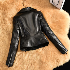 Leather jacket Bofeideni rd5154 2016