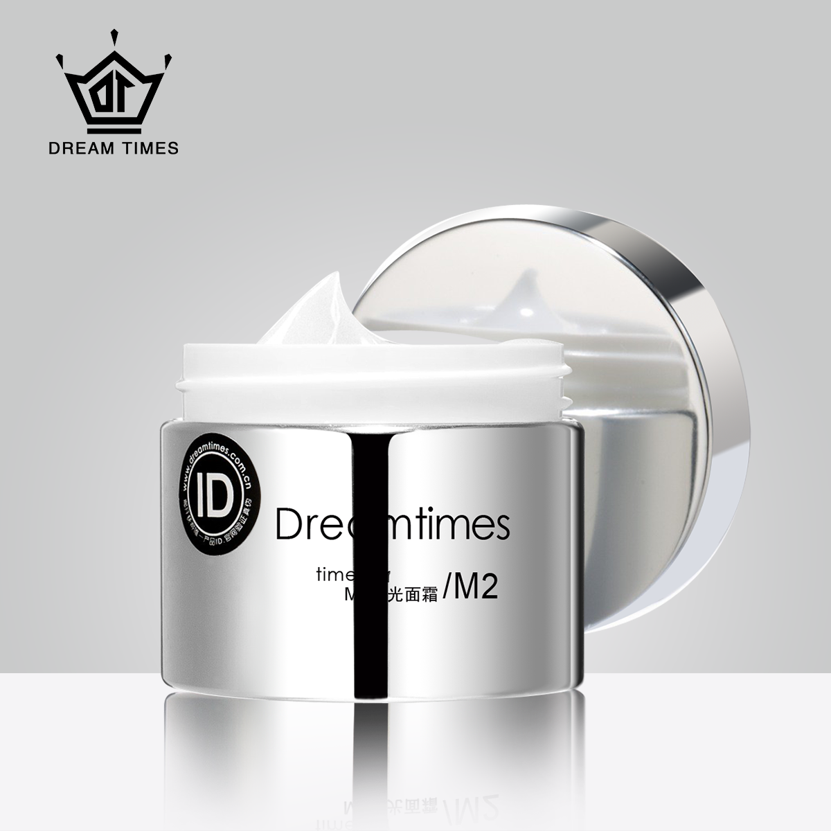 Dreamtimes M2时光面霜干性肌肤补水保湿改善肤色暗沉水油平衡