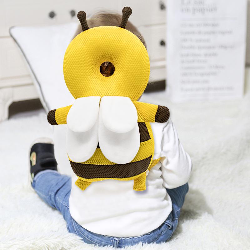【防摔神器】爱心兔宝宝护头枕
