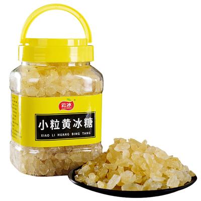 云冰多晶黄冰糖1150克