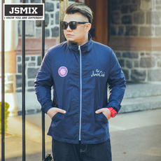 Mens windbreaker Jsmix 63jf0233