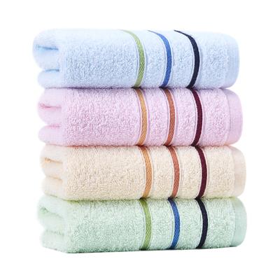 洁丽雅 纯棉毛巾 4条装 20.8元包邮
