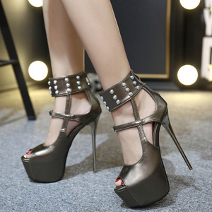 16CM high heels with a South Korean Princess ultrafine size 34-40