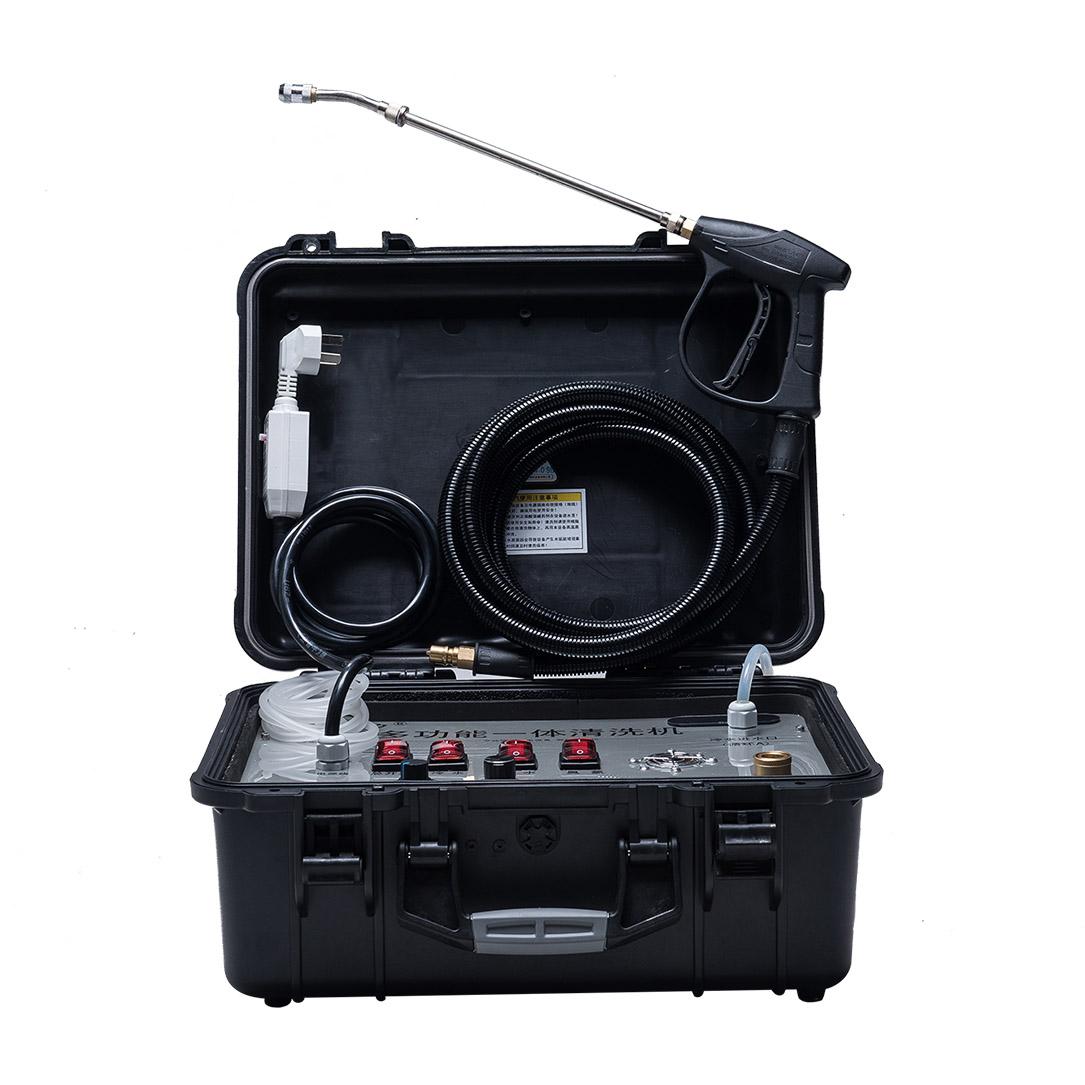 英得力多功能一体深度清洁冷热水蒸汽油烟机空调设备商用家电清洗