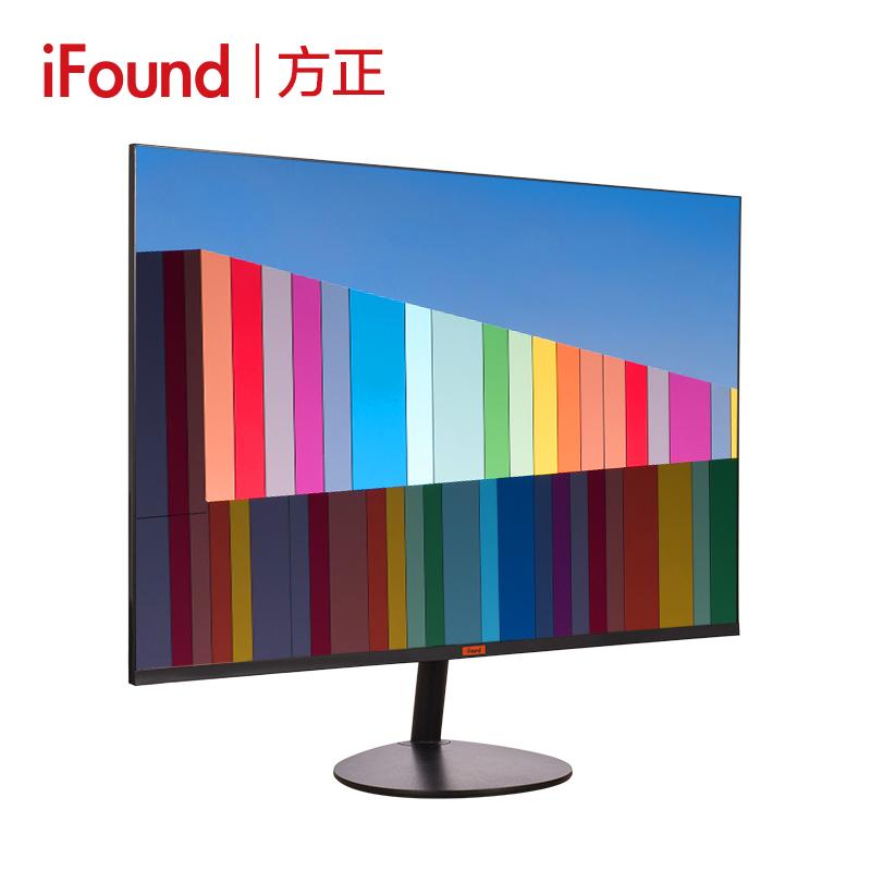 方正27英寸无边框IPS高清显示器护眼吃鸡游戏台式电脑液晶屏幕ps4