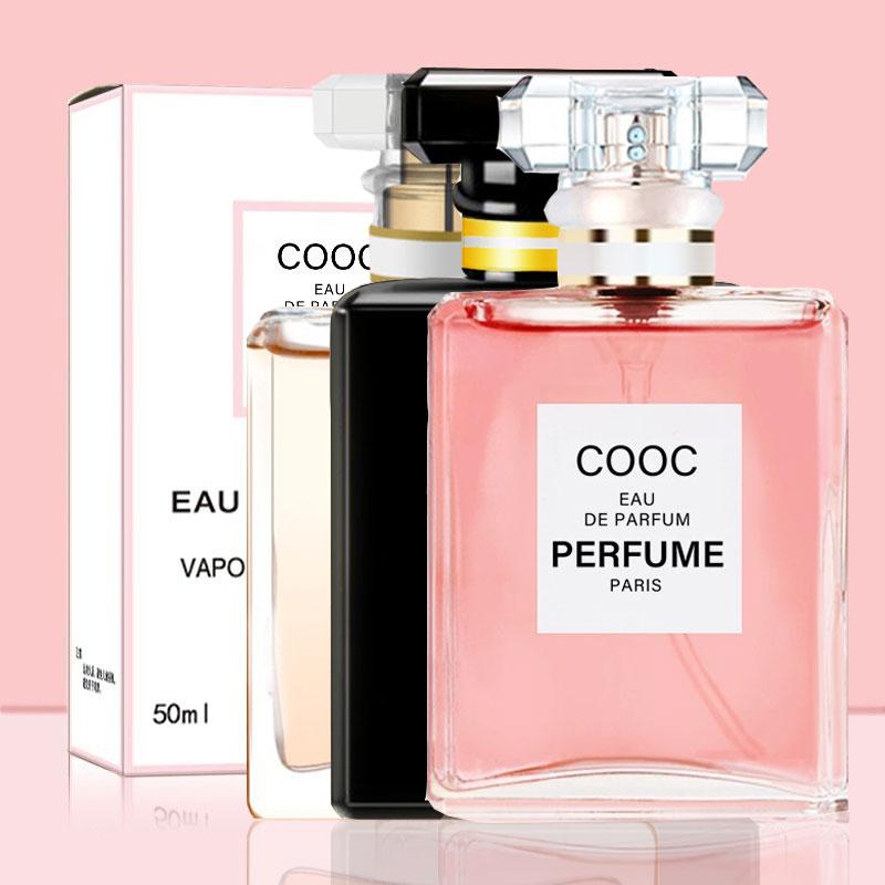 抖音网红款COOC女士香水持久淡香女用自然清新小样学生邂逅约会情